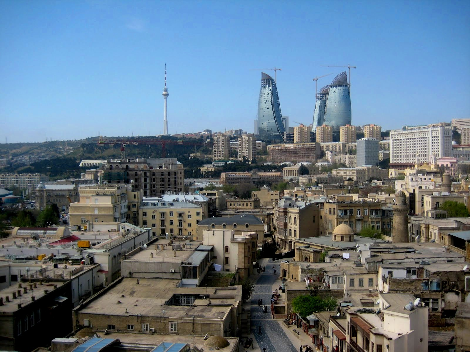 Azerbaijan country profile - BBC News
