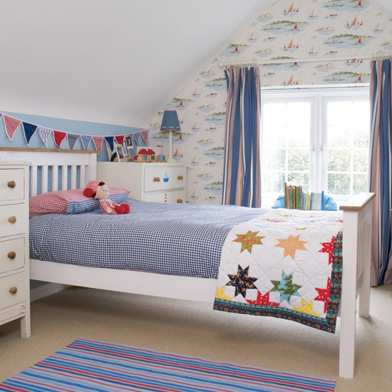 New Home Interior Design: Top 10 Traditional Children's