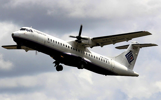 Avião indonésio com 54 a bordo desaparece na Papua-Nova Guiné