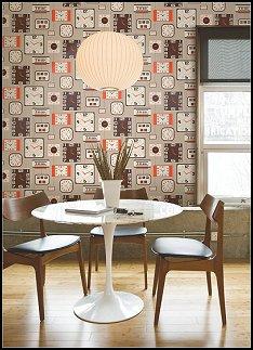Decorating theme bedrooms - Maries Manor: Retro mod style decorating ...