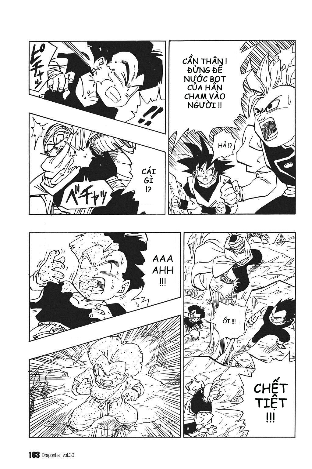 xem truyen moi - Dragon Ball Bản Vip - Bản Đẹp Nguyên Gốc Chap 448