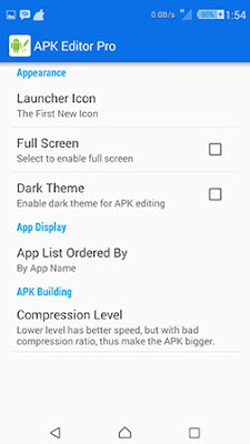 APK Editor Pro V1.3.20 Apk
