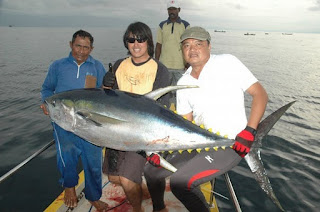 Tuna Fishing in Indonesia