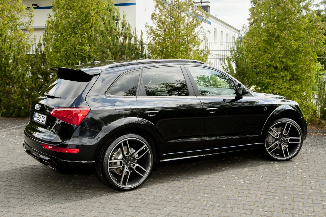 Audi Sq5 Tdi B Amp B Holt Bis Zu 395 Ps Und 800 Nm Raus