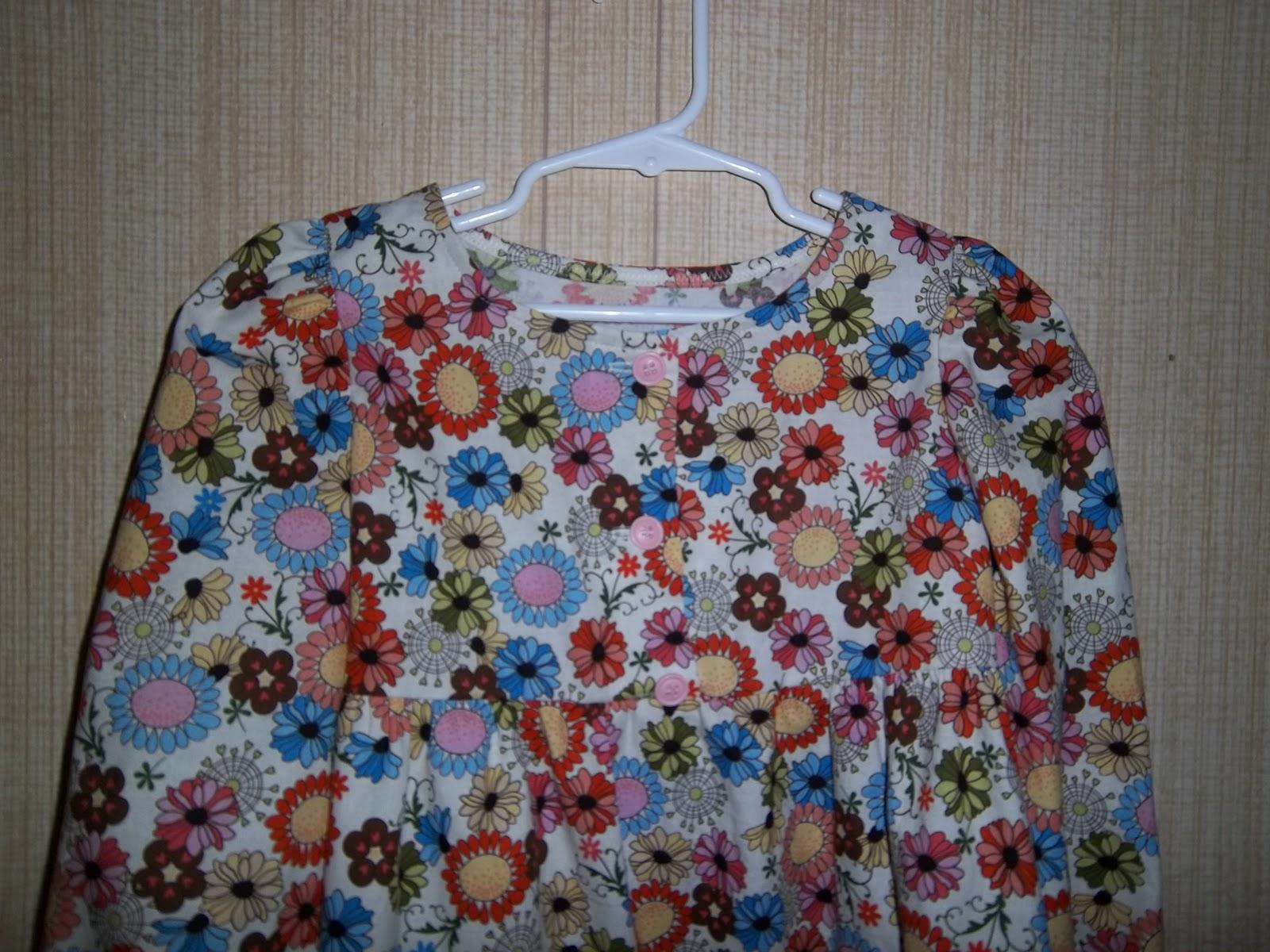 Sew A Fine Seam: Sew A Fine Seam: Dresses: Mixed Fabrics For Fall Fashion