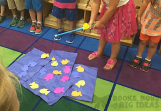 Shape Activity for Kindergarten or Pre-K