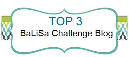 08/2017 Top 3 bei BaLiSa Challengeblog