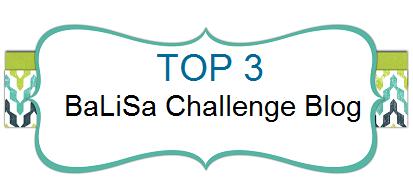 08/2017 Top 3 bei BaLiSa Challengeblog
