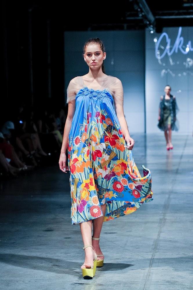 Fashion Palette Runway Show 2013 Akira