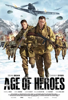 Watch Age of Heroes 2011 DVDRip Hollywood Movie Online | Age of Heroes 2011 Hollywood Movie Poster