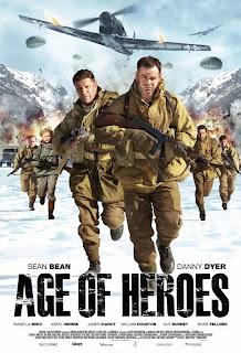 Watch Age of Heroes 2011 DVDRip Hollywood Movie Online | Age of Heroes 2011 Hollywood Movie Poster