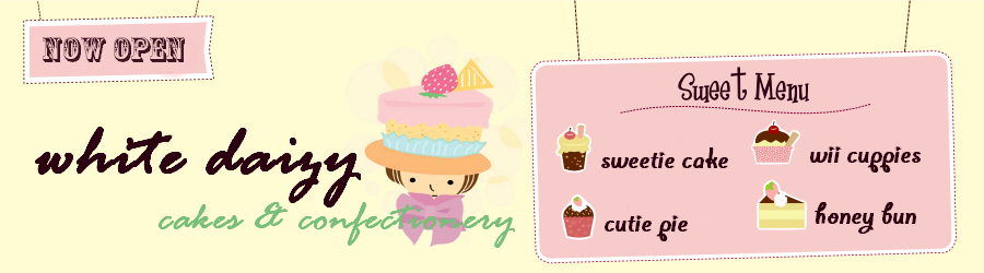 White Daizy :: Cakes & Confectionery ::