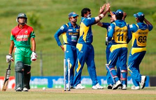 Sri Lanka tour Bangladesh Livescores 2014, SL vs BD Scorecards, Results