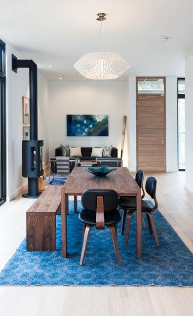 Delano Chairs · Atwood Sofa · Ossington Coffee Table