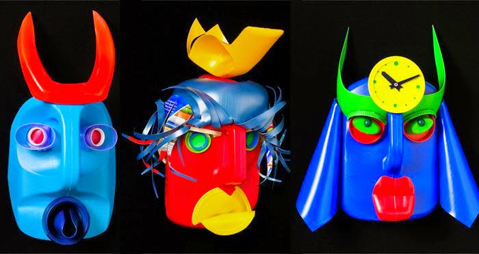10 Disfraces Reciclados para Carnaval