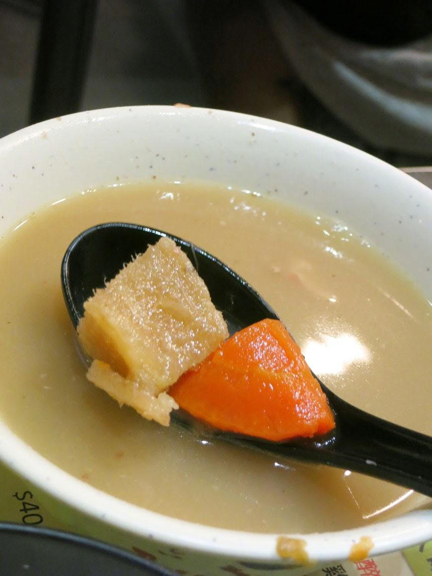 阿媽靚湯 Ah Ma Kitchen - 簡單而美味的住家靚湯