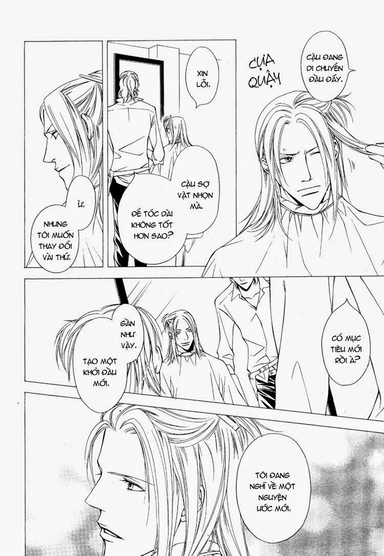 TruyenHay.Com - Ảnh 28 - Gokujou no Koibito Chương 20 - END