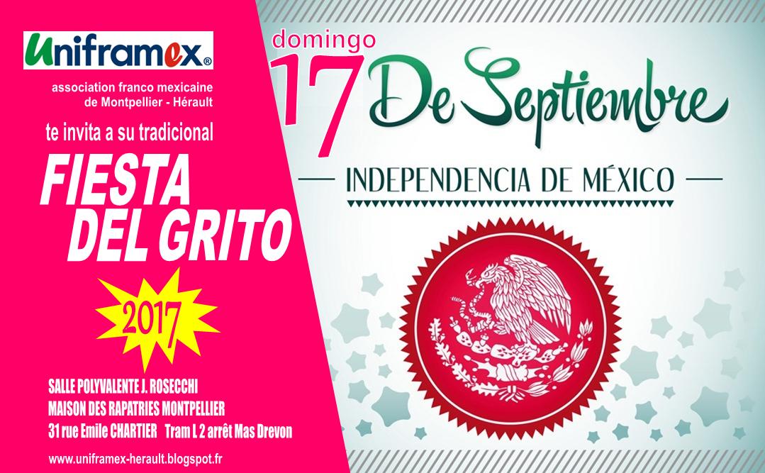 Fiestal d'El grito 2017
