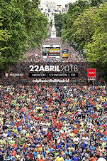 EDP ROCK 'N' ROLL MADRID MARATON 2018