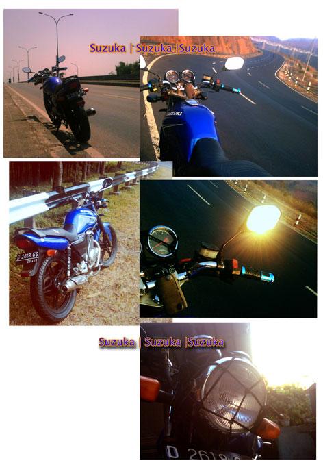 EN125 di indonesia adalah Suzuki Thunder