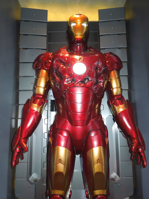 Iron Man mark III suit
