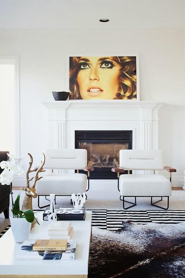 decor inspiration bijou and boheme home tour cool chic. Black Bedroom Furniture Sets. Home Design Ideas