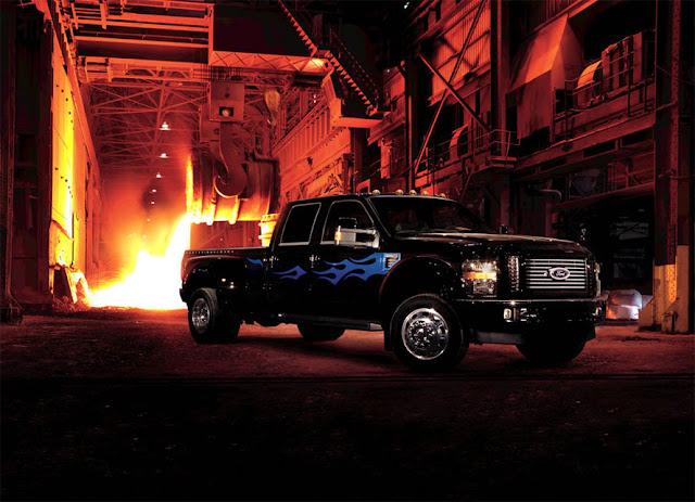 フォード・スーパーデューティー 2代目|Ford Super Duty(2008年~2010年)