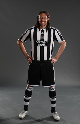 Newcastle United New Kit