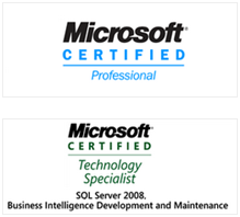 My Certifications