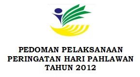 Hening Cipta Pada Peringatan Hari Pahlawan 10 November 2012
