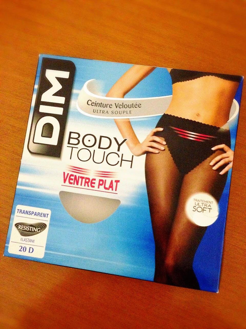 Línea Body Touch de Dim Vientre Plano