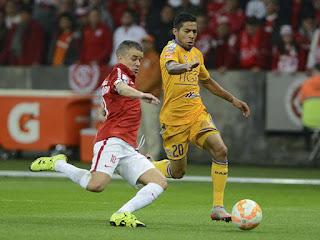 Tigres UANL vs Internacional de Porto Alegre, Copa Libertadores 2015, Semifinales