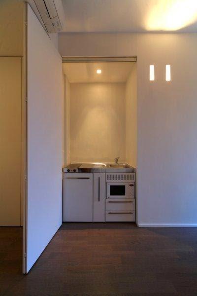 Interior relooking 30 mq di comfort come ristrutturare un monolocale - Interior relooking ...