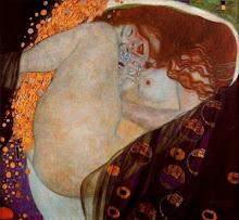 Hay amores míticos. Dánae, Gustav Klimt