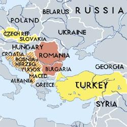 ALBANIA  BOSNIA