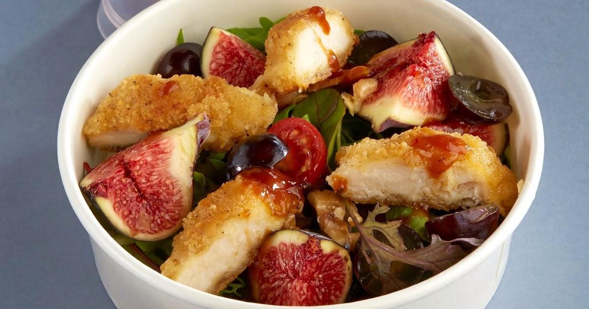 Philo aux fourneaux salade d 39 automne poulet croustillant for Marinade poulet huile d olive