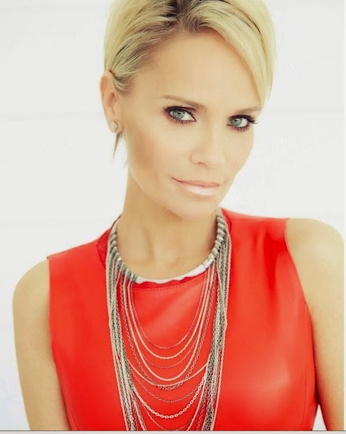 Makeup Of The Day - Christin Chenoweth