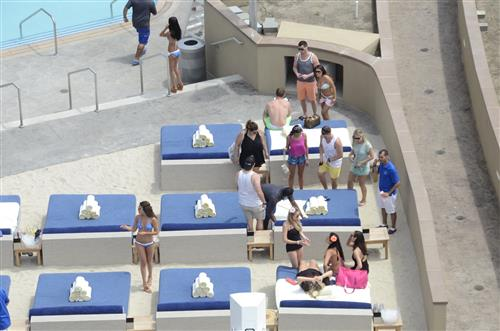 the pool party essay This free english literature essay on essay: 'pool' by corey campbell is perfect for english literature students to use as an example who were hosting a pool party.