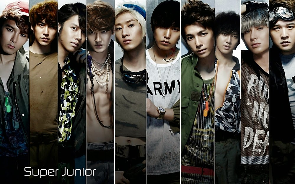 Super Junior Wallpapers