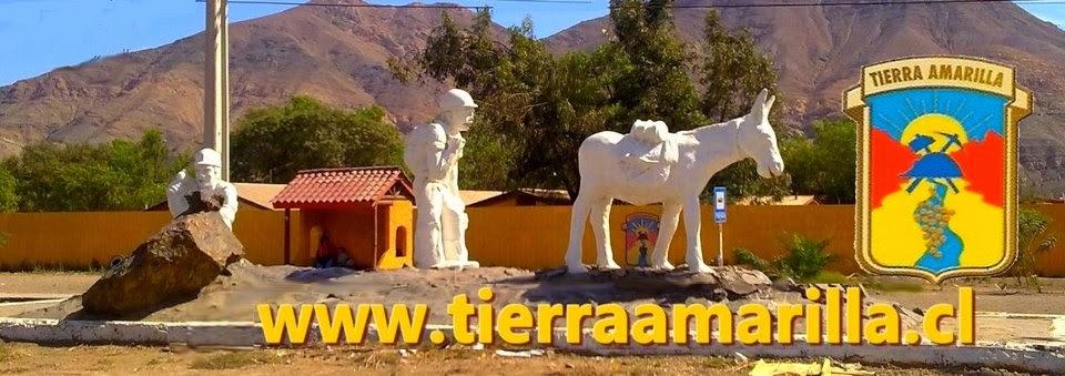 Visita el Sitio Web de Tierra Amarilla