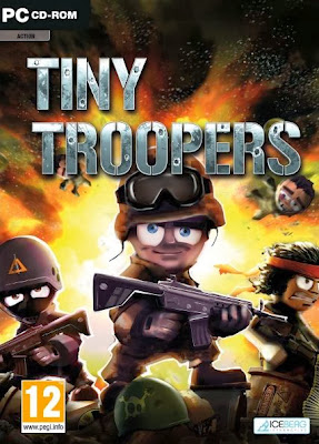 Tiny Troopers PC Cover