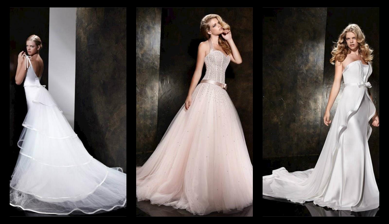 Abiti da sposa 2013 la collezione di alessandro couture something tiffany blue wedding blog