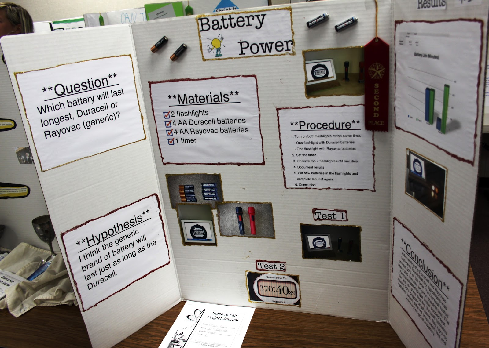 Copperopolis Elementary Science Fair Brilliant Minds At