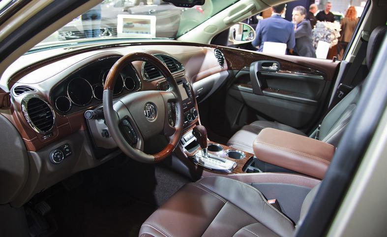 2013 buick cars - enclave - buick enclave reviews 2013