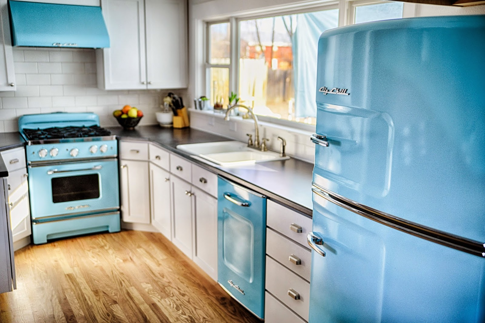 Back to the Future with Retro Appliances - Informative Kitchen ...