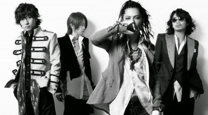Lirik Dan Chord Gitar L'Arc en Ciel – Hitomi no Jyuunin