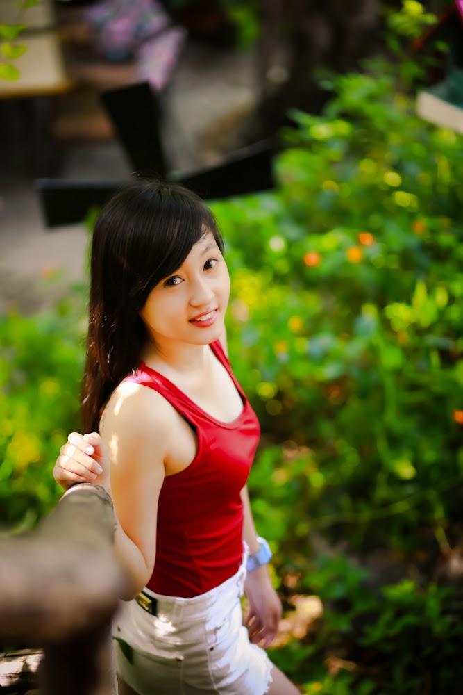 Girl xinh miss teen cute
