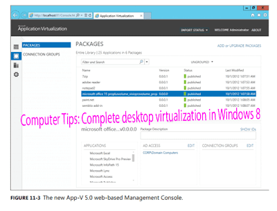Computer Tips: Complete desktop virtualization in Windows 8
