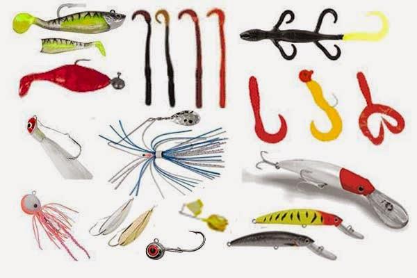importando produtos- acessórios de pesca