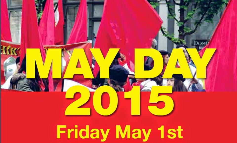 Foto Selamat Hari Buruh 2015
